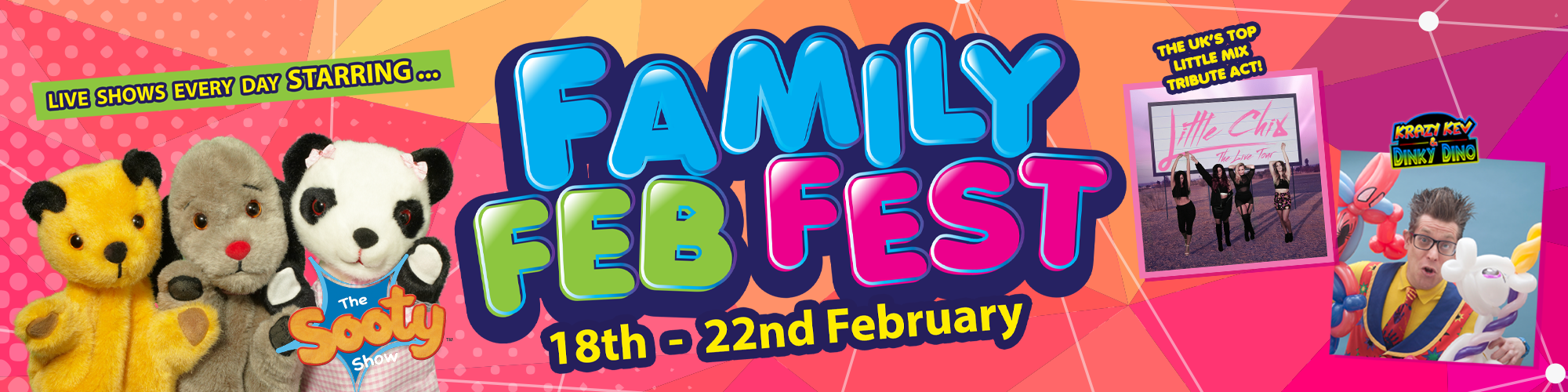 Family Feb Fest at Crealy