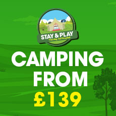 Stay & Play Camping from £139