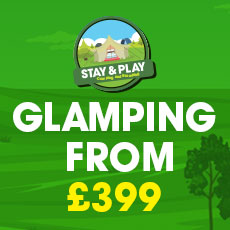 Stay & Play Safari Glamping from £399