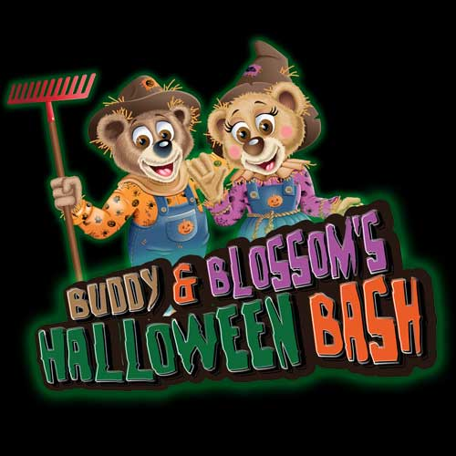 Buddy & Blossom's Halloween Bash