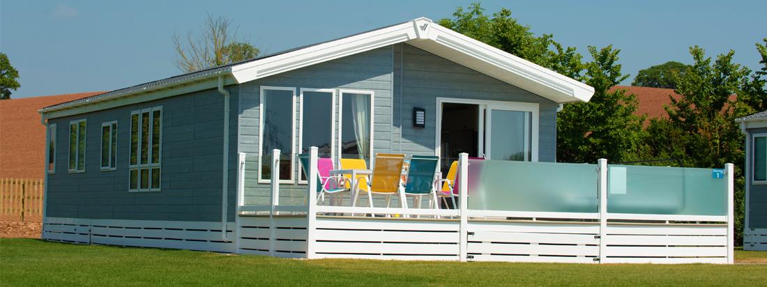 Hot Tub Lodges in Devon
