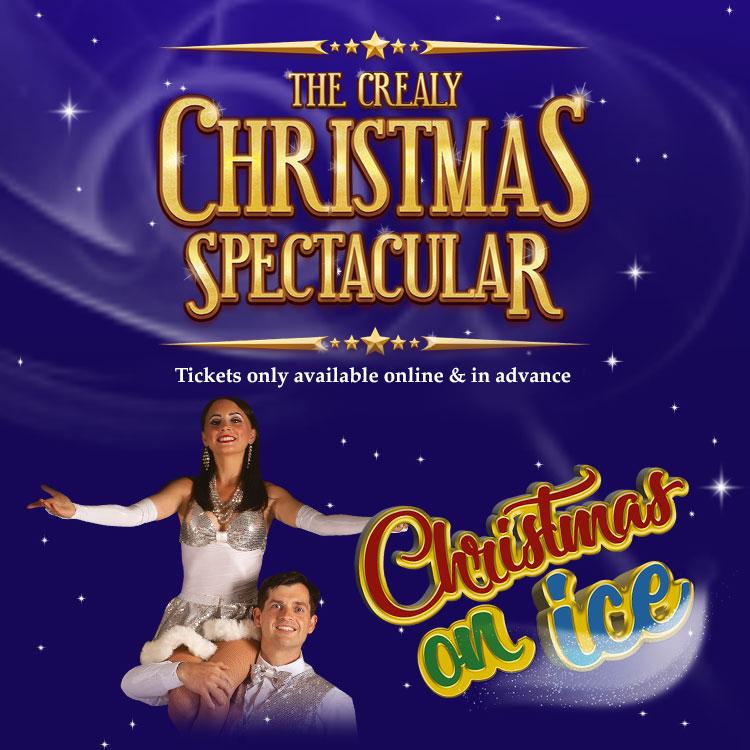 Crealy Christmas Spectacular | Crealy