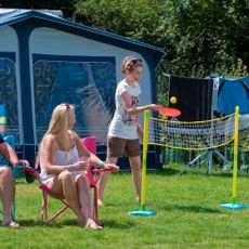 Camp this Easter and receive FREE theme park tickets