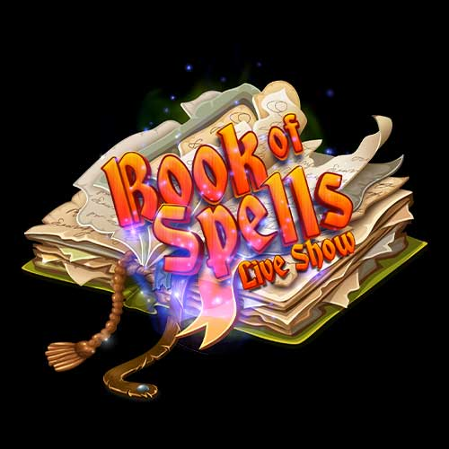 The Book of Spells Live Show