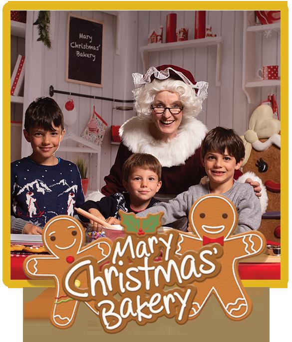 Mary Christmas Bakery