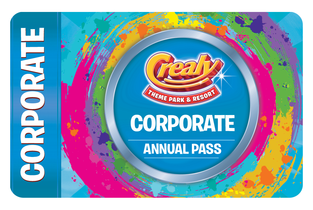 Crealy Annual Passes - Corporate