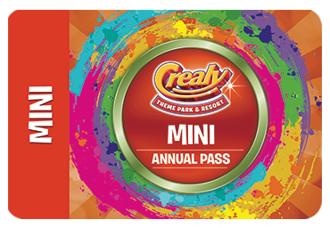 Crealy Annual Passes - Mini