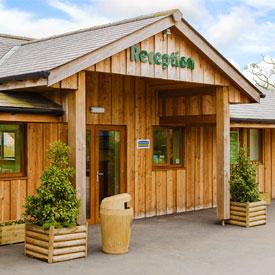 Family Campsite in Devon