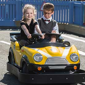 The Junior Driving School