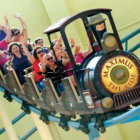 Maximus Rollercoaster