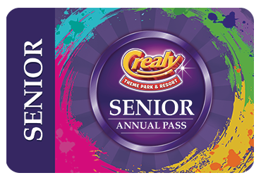 Crealy Annual Passes - Senior
