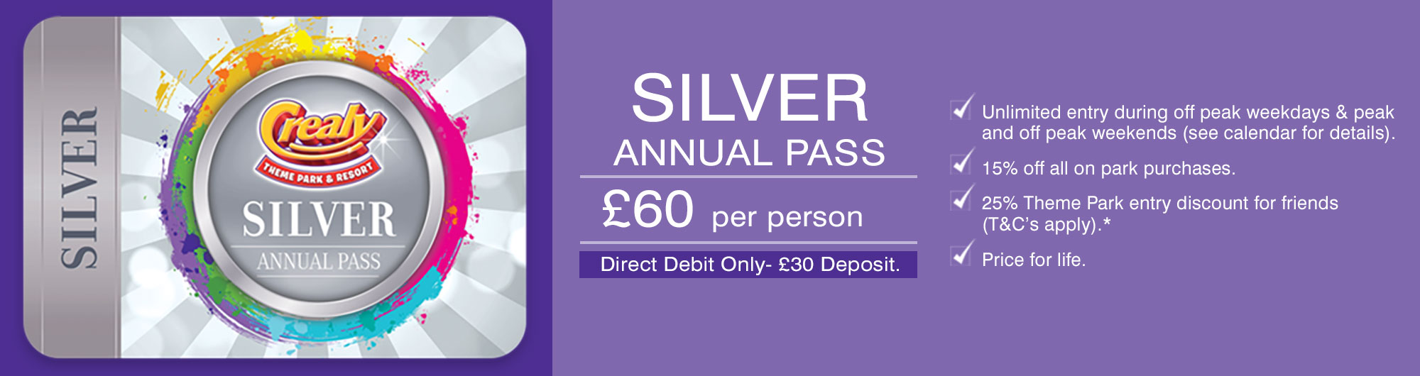 Silver Passes
