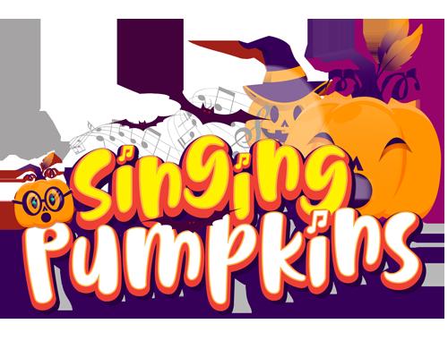 Crealy Singing-Pumpkins