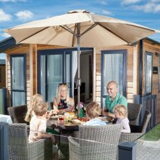 Luxury Lodges at Crealy