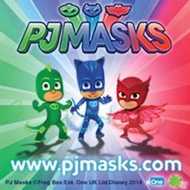 PJ Masks Meet and Greet