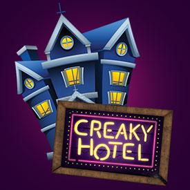 Creaky Hotel at Crealy