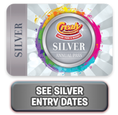 Crealy Annual Passes - Silver