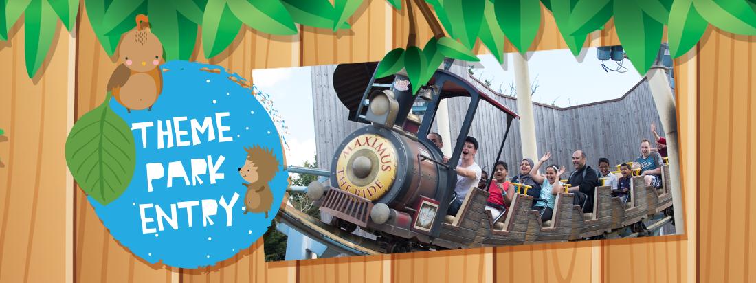 Schools Theme Park Entry