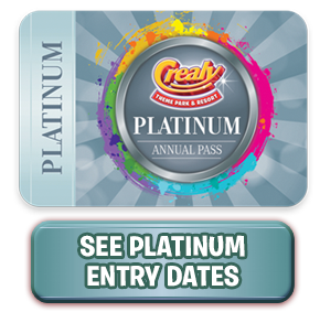 Crealy Annual Passes - Platinum