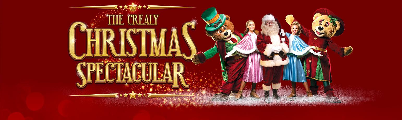 Christmas Spectacular.Crealy Christmas Spectacular 2019 Christmas On Ice Show