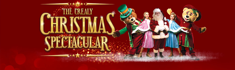 Christmas On Ice.Crealy Christmas Spectacular 2019 Christmas On Ice Show