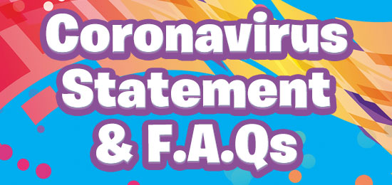 Covid-19 Statement and related F.A.Qs