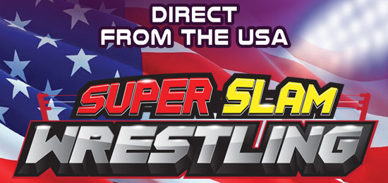 February Half Term - Super Slam Wrestling for only £12!