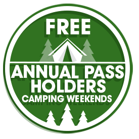 FREE Annual Pass Camping Weekend