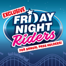 Friday Night Rider: Exclusive for Annual Pass Holders