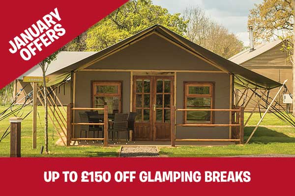 GLAMPING BREAKS