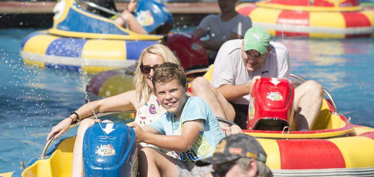 Water Rides at Crealy