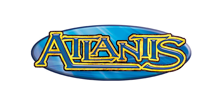 Lost World of Atlantis Logo