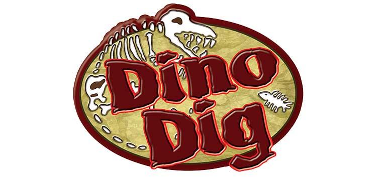 Dino Dig Logo