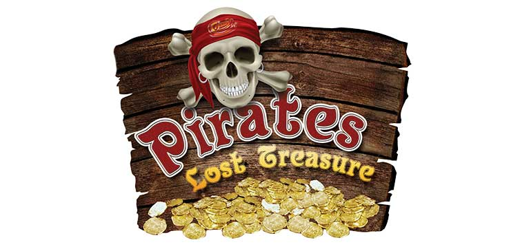 Pirates Lost Treasure Logo