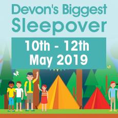 Devon's Biggest Sleepover 2019