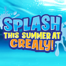 Splash this Summer at Crealy