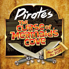 Pirates - The Curse Of Mermaid's Cove