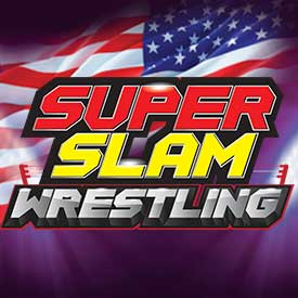 Super Slam Wrestling £12 tickets