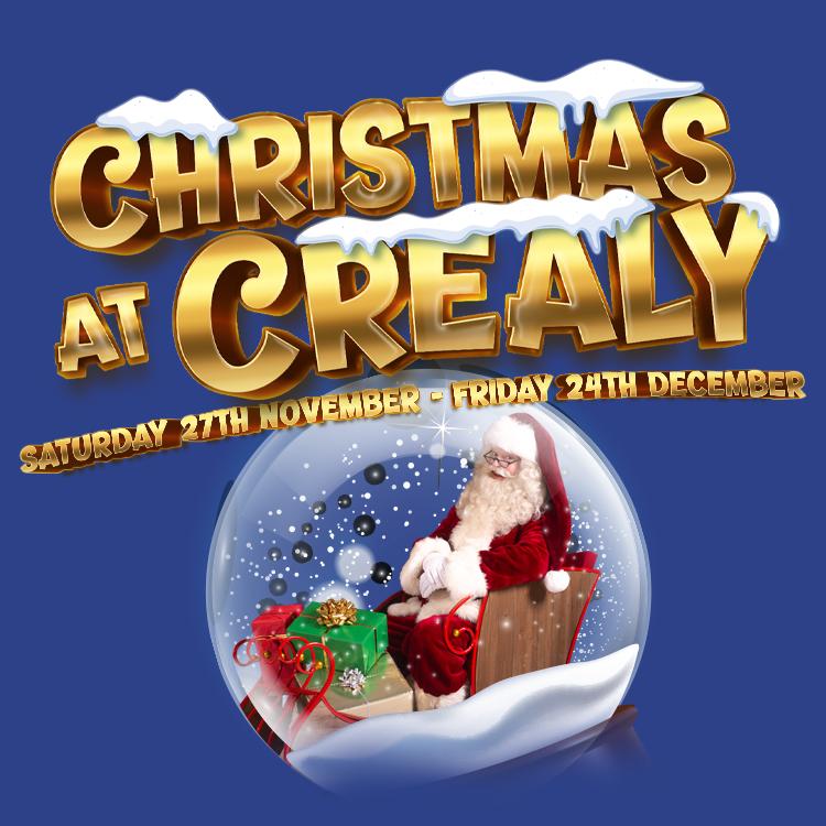 Christmas at Crealy