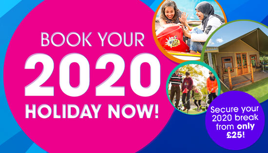 Book your 2020 holiday now