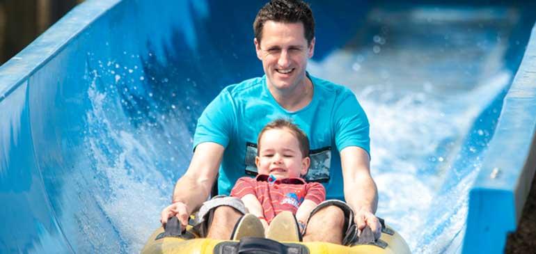 Water Ride at Crealy